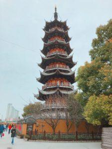 上海・初詣にお薦め!龍華寺