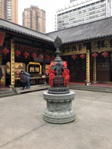 上海・初詣にお薦め!玉佛前寺