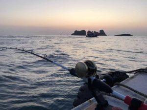 上海釣友会・漁山列島