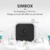 SIMBOXは中国と日本の間の電話やSNSを転送します