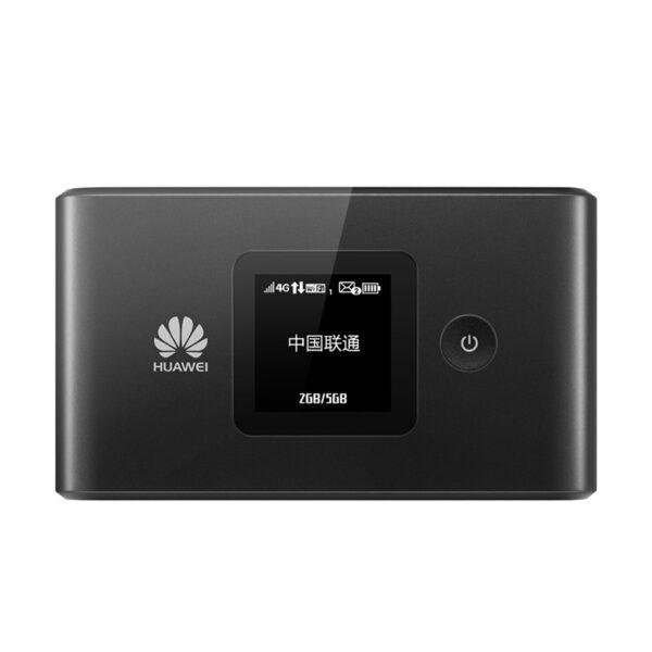 中国おすすめモバイルWiFiルーターhuawei-e5577