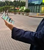 (日経新聞引用)日系大手通信会社の幹部は監視への危機感を訴える