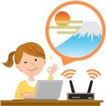 中国どこでもWiFiホームプラン・中国ご自宅のインターネットが日本と同じ環境に