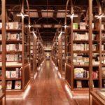 上海・蔦屋(TSUTAYA)書店店内