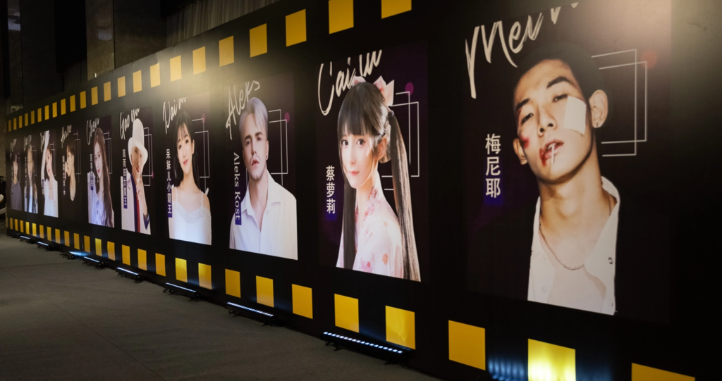 ライブコマース大手である「游良文化伝播有限公司」には多数の大人気網紅が所属