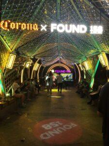 上海で一番熱いナイトスポットFOUND158